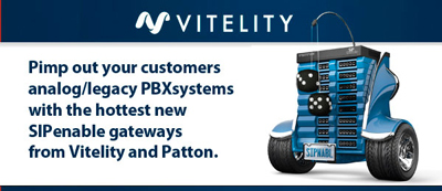 Vitelity SIPEnable Pimp your PBX with Patton and Vitelity