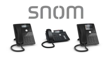 Snom DECT VoIP Phones