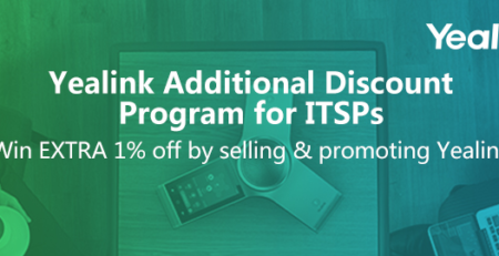 Yealink Discount Program
