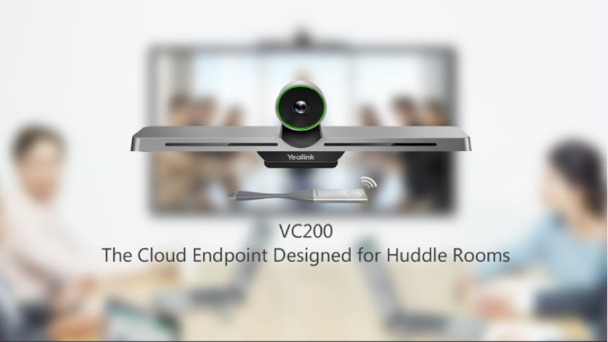 VC200 Huddle Room Endpoint