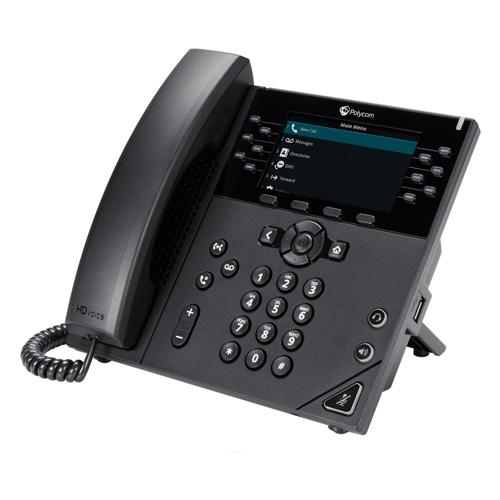 Polycom VVX 450 from 888VoIP