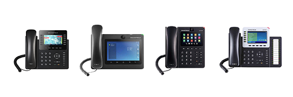 Grandstream phone offerings from 888VoIP