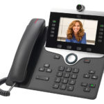 Cisco IP Phone 8865 with video