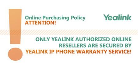 Yealink Warranty