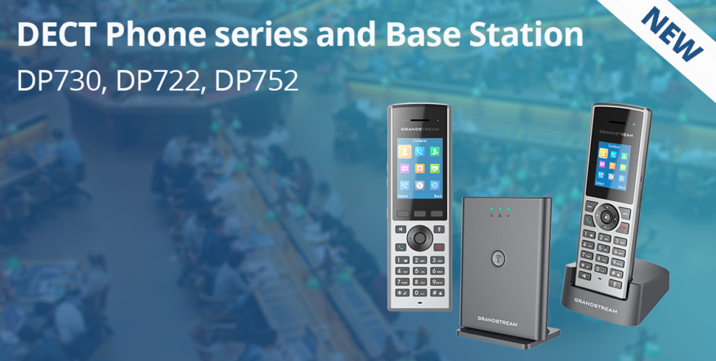 Grandstream DP DECT Series