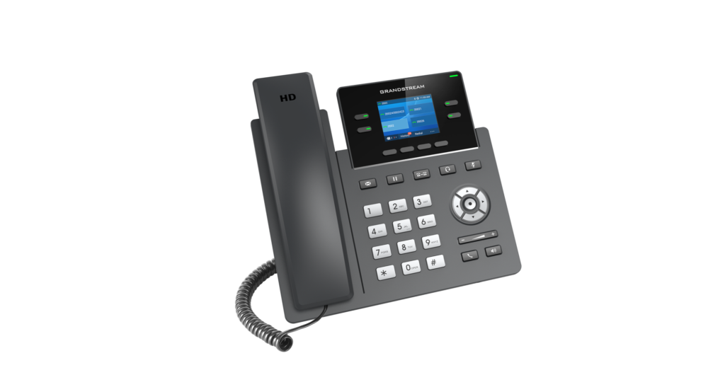 Grandstream GRP2600 Carrier-Grade IP Phone Series: Coming
