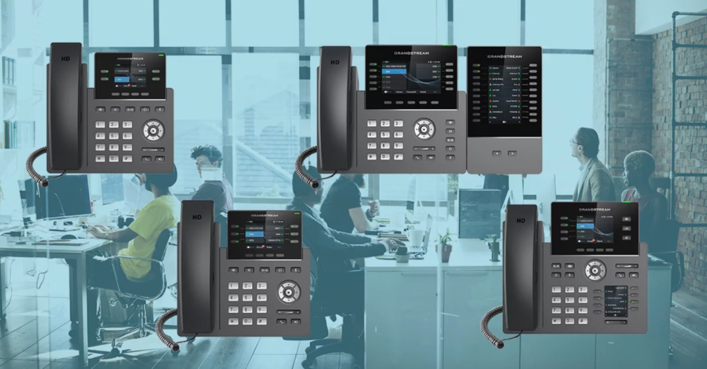 Grandstream GRP2600 IP Phone Series, Available at 888VoIP