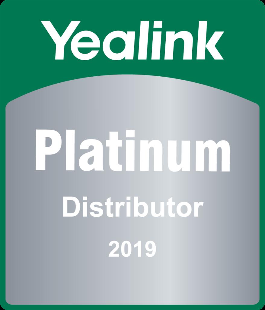 Yealink Platinum Distributor
