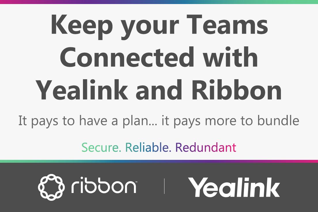 Ribbon Yealink Microsoft Teams Bundle