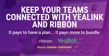 Ribbon Yealink Bundle