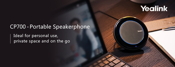 Yealink CP700 Portable Speakerphone