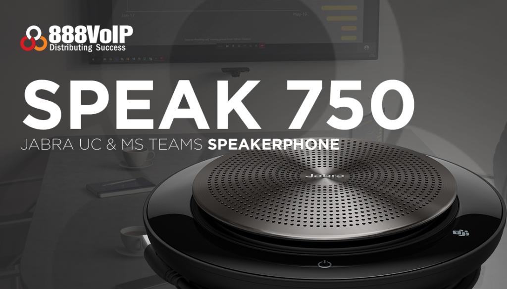 Jabra Speak 750 Available at 888VoIP